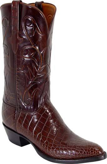How To Pick The Right Alligator Skin For Boots And Shoes