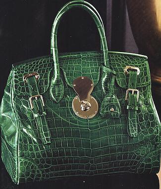 Alligator Skin For Your Handbags