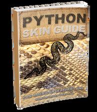 3D Python Skin Cover