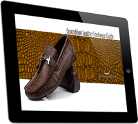 Crocodilian Footwear Guide