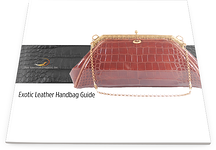 Exotic Leather Handbag Guide