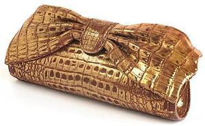 Caiman handbag