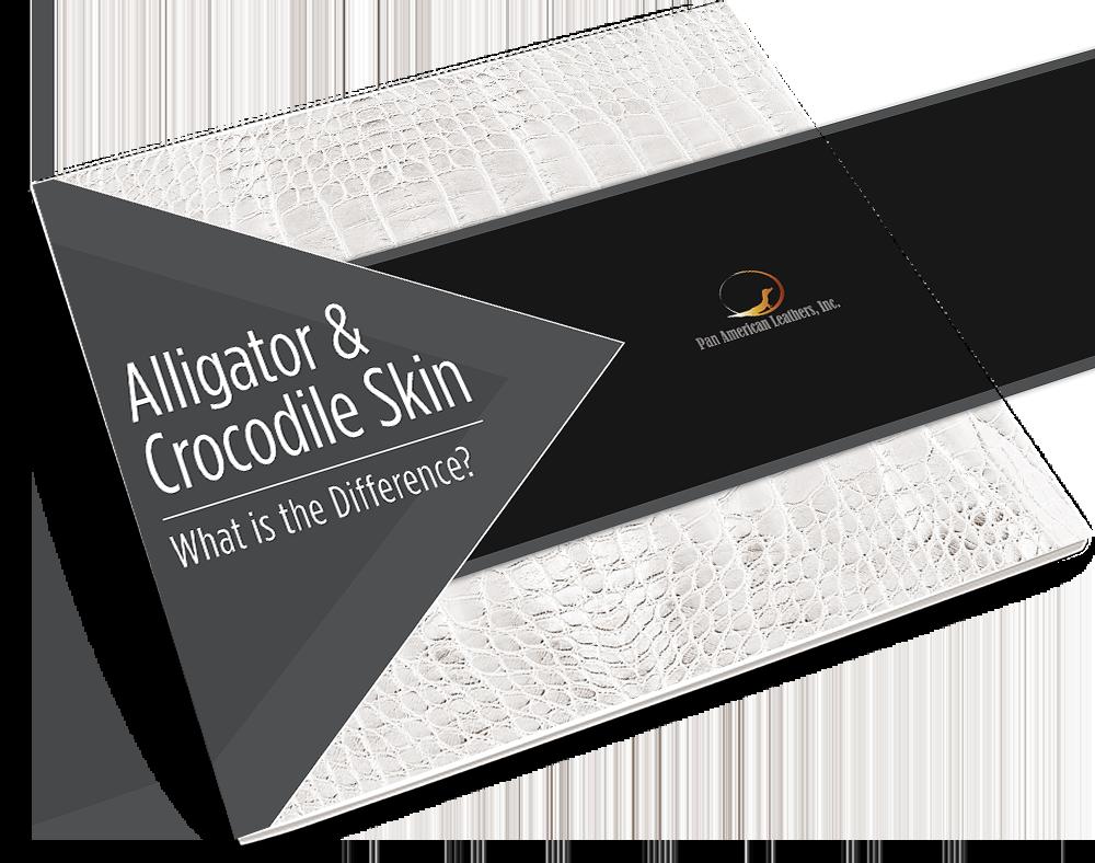Alligator and Crocodile Skin Guide