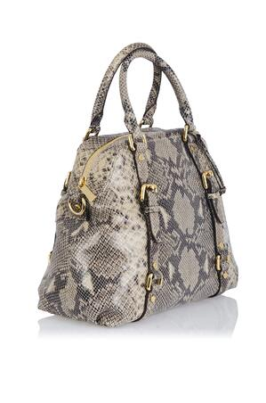 python skin bags have attractive patterns that are highly distinctive.