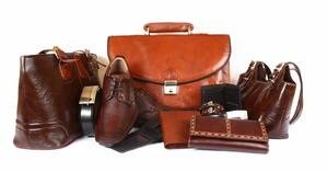 Leather Product Assortment Leathercraft Education