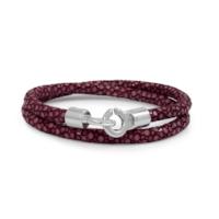 stingray skin bracelet by brace humanity-1-101903-edited