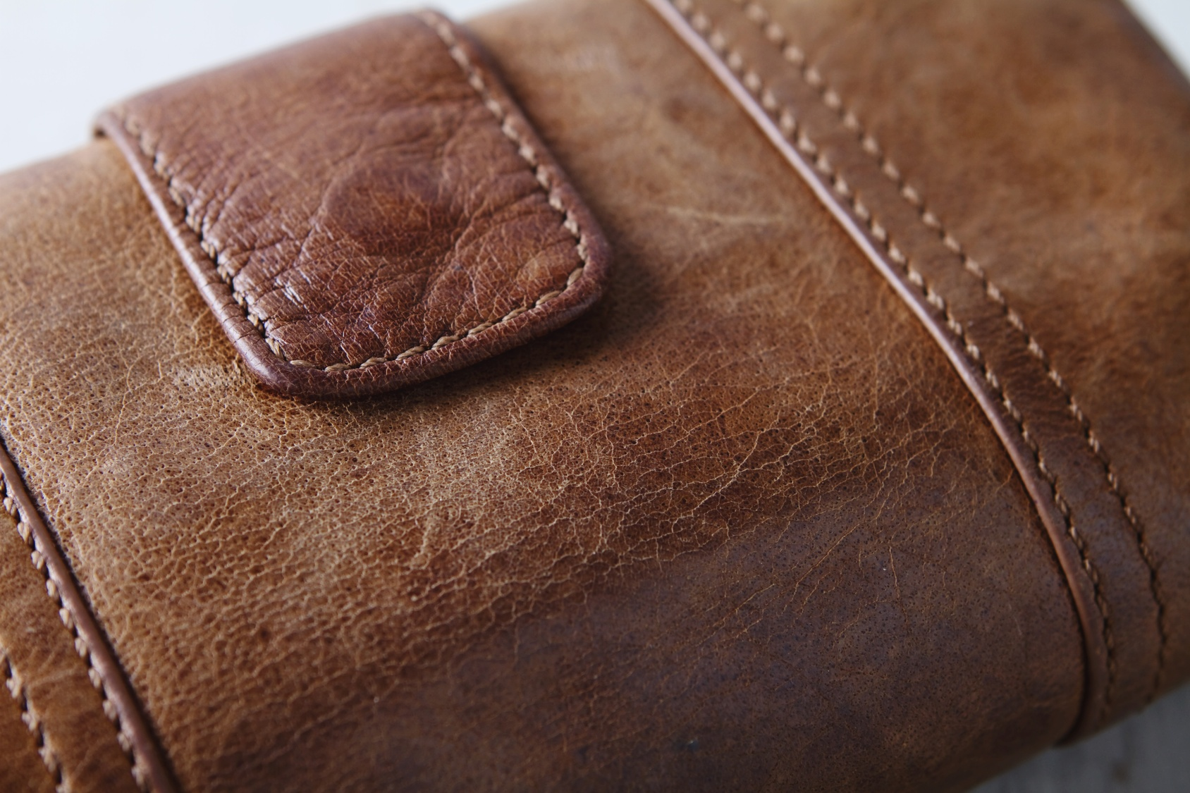 Leather wallets are one of the many items that you can learn to make at Tandy Leather's school.