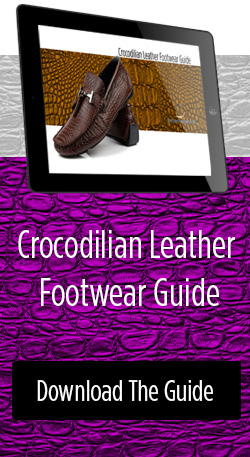 Download the Free Crocodilian Footwear Guide!